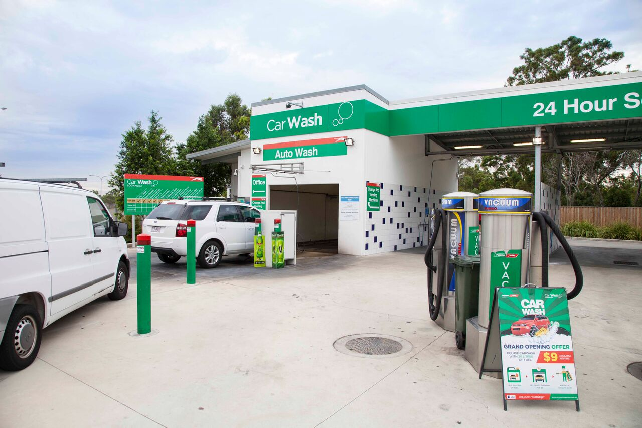 *SOLD* Established Car Wash with Near-New Fit-Out ...